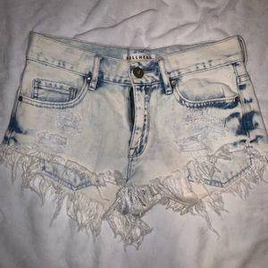 Woman Jean shorts